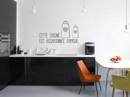 sticker citation cuisine stickers muraux citations des textes inspirants pour votre