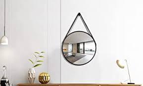 coseyil runde dekorative wandspiegel deko wandspiegeln