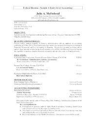 Federal Government Resume Examples Sample Resumes Samples This Is