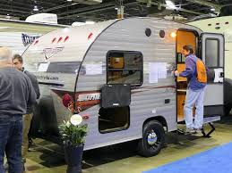 We Loved This Sunray Retro Camper Made By Amish Craftsmen