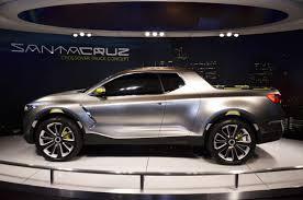 100 Hyundai Truck Detroit Auto Show Highlights Santa Cruz Concept Evo