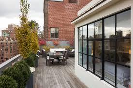 100 Upper East Side Penthouses Daniel Frisch Architecture Penthouse