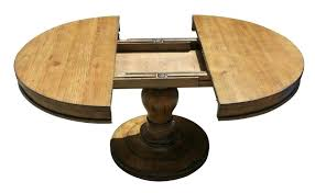 Full Size Of Extendable Dining Table With Hidden Leaf Round Pedestal Drop Home Design Set Extension