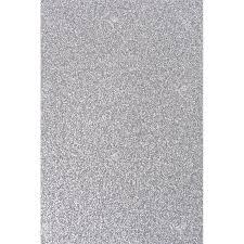 Esquire Silver Sparkle Glass Splashback