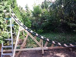 Retired Engineer Built A Roller Coaster For His Grandkids - QuizGriz Rdiy Outnback Negative G Backyard Roller Coaster Album On Imgur Wisconsin Teens Build Their Own Backyard Roller Coaster Youtube Dad Builds Hot Wheels Extreme Thrill Kids Step2 Home Made Wood Hacked Gadgets Diy Tech Blog Retired Engineer Built A For His Grandkids Qugriz With Loop Outdoor Fniture Design And Ideas Pvc Rollcoaster 2015 Project Designing A Safe Paul Gregg Parts Of Universals Incredible Hulk Set For Scrapyard