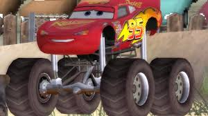 Disney Cars Monster Truck Lightning McQueen Turns Into A Big Bully ... 2227 Mb Disney Pixar Cars 3 Fabulous Lightning Mcqueen Monster Cars Lightning Mcqueen Monster Truck Game Cartoon For Kids Cars Mcqueen Monster Truck Jackson Storm Disney Awesome Mcqueen Coloring Pages Kids Learn Colors With And Blaze Trucks Transportation Frozen Elsa Spiderman Fun Vs Tow Mater And Tractor For Best Of 6 Mentor Iscreamer The Ramp Jumps Night