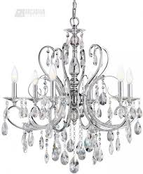 Big And Small Crystal Chandelier
