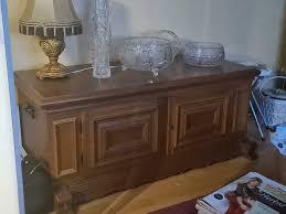 sideboard wohnzimmer eiche rustikal