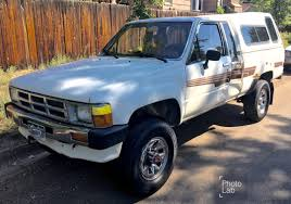 100 Pick Up Truck For Sale By Owner 1986 Toyota Up SR5 22RE EFI 4x4 IH8MUD Um