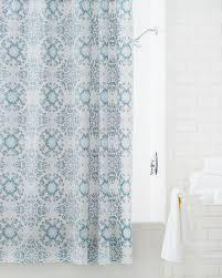 Kassatex Gazing Medallion Shower Curtain