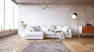 modernes wohnzimmer mit sofa stockfoto und mehr bilder architektur