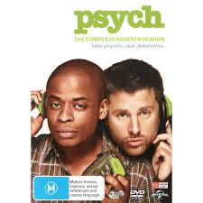 Psych Halloween Episodes by Psych Season 7 Dvd Big W