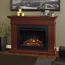 Decor Flame Infrared Electric Stove by Real Flame Kennedy Grand 55 Inch Electric Fireplace With Mantel