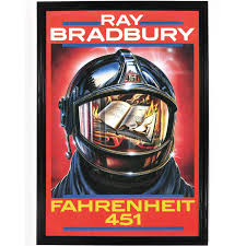 Fahrenheit 451 Cover Poster   Fahrenheit 451, Firemen And The All 14 Best Fahrenheit 451 Images On Pinterest Book 18 Good Books You Can Read In A Day Readers Digest Bookshelf Tag The Bloody 31 Inspo Pursuing White Whale May 2015 Pleasure To The Best Editions Of Bookriotcom Zfile Inc Vs Modern Society Paperback Planes Barnes And Noble Haul