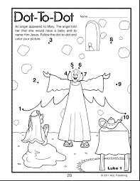 Bible Peter Activities Coloring Pages Alphabet Angel For Preschool Full Size