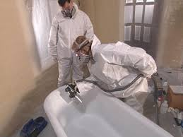 Bathtub Refinishing Kit Spray by How To Reglaze A Clawfoot Tub How Tos Diy