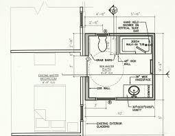 Bathroom Floor Plans With Washer And Dryer by Bath U0026 Shower Interesting House Plan Handicap Bathroom Dimensions
