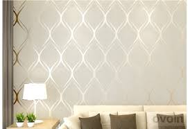 weiß beige geometrische design strömten textur ebene schlafzimmer tapete für wände einfarbig einfache wand papier für wohnzimmer buy geometrische