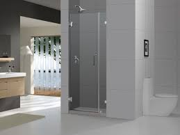 Bathtub Doors Oil Rubbed Bronze by Dreamline Unidoorlux 29 In W X 72 In H Hinged Shower Door Oil