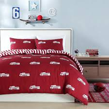 100 Fire Truck Bedding Comforter Twin Personalized Truck Set Best