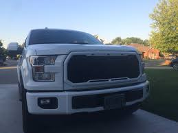 Grill Options Raptor Style Grill - Page 94 - Ford F150 Forum ...