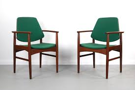 Set Of Two (2) Danish Teak Accent Arm Chairs, Arne Hovmand-Olsen ... Danish Teak Table Chairs Wild Things Antiques Splendid Scdinavian Fniture Olje Deck Design Sleek And Simple Lines Vintage Round Ding Six 1960s By Niels Kfoed At 1stdibs And Correct Way To Setteak Fnitures Modern Teak Ding Chairs Chair Restoration 4 Person Set Fascating Cottage Fantastic 1950s Oak Hans Wegner For