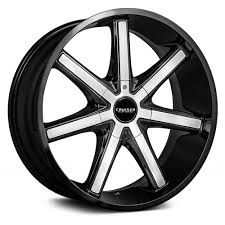 100 Defiant Truck Products Cruiser Alloy 926MB DEFIANT Wheels 22x95 25 6x1397 Black Rims