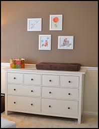 Ikea Mandal Dresser Hack by Table Glamorous Best 20 Ikea Hemnes Changing Table Ideas On