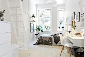 Scandinavian Bedroom Design Idea