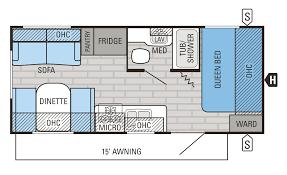 R Pod Camper Floor Plans by 2016 Jay Flight Travel Trailer Floorplans U0026 Prices All Seasons