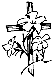 Religious Easter Clip Art Black And White – Happy Easter 2018