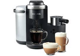 Keurig One Cup Coffee Maker K Cafe Single Serve Milk Only Reg
