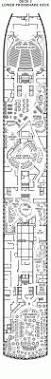 Ms Westerdam Deck Plans by Lower Promenade 1 Gif