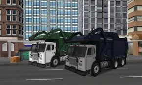 Road Garbage Dump Truck Driver APK Download - Free Simulation GAME ...
