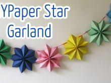 Paper Craft Simple Border Designs Unique Diy Crafts Stars Garland Ana