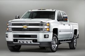 Silverado High Country: HD Pickups With All-Day Comfort