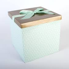 Cream FlatPacked Candle Gift Box