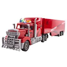 100 Semi Truck Toy RC Model Vehicles Kits Trailer 23 Electric