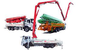 100 Concrete Pump Trucks Home Komac North America