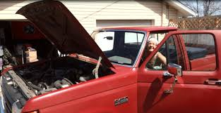 How To Easily Replace The Starter On A 1987 Ford F150 4X4 Pickup ... 1987 Ford Truck L 8000 Series Dealer Heavy Work Truck Sales Ford F250 4wheel Sclassic Car And Suv New To Me F150 4x4 Forum F 350 Custom 5 8l 351 Crew Cab Police Start Up Buildup Proliance Ready Rad Radiator Diesel Power Buildup A Project In Michigan Fordtruckscom Rustfree Oowner F350 How Easily Replace The Starter On A 4x4 Pickup Junkyard Tasure Ranger Autoweek Ranger Quality Oem Replacement Parts 152737 East Coast Parts