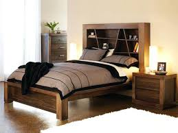 Queen Size Waterbed Headboards by Bookcase Bed Frame Queen Queen Storage Bed With Headboard Queen