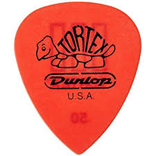 Dunlop 462P50 Tortex TIII Red50mm 12 Players Pack