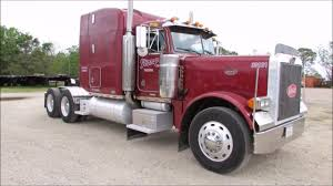 1997 Peterbilt 379 Ext Hood For Sale|Houston Beaumont Tx - YouTube