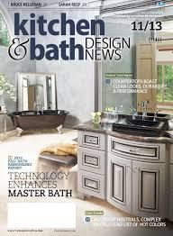 Designer Kitchen And Bathroom Magazine Bath Design