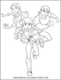 Ben 10 Coloring Book Games Hentai Flash Game Image