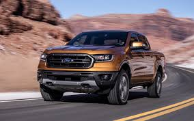 2019 Ford Ranger Earns Most Fuel-Efficient Midsize Truck Award