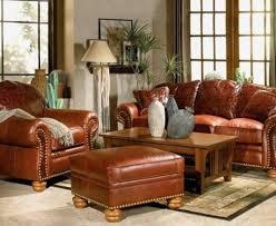 Amazing Of Rustic Leather Sofa Living Room Design With Nijihomedesign