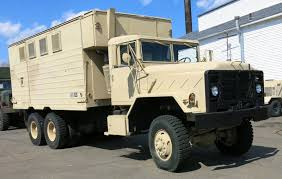 100 5 Ton Military Truck For Sale BangShiftcom This 1980 AM General M934 Expansible Van Is What You