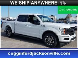 New 2018 Ford F-150 For Sale | Jacksonville FL 1FTEW1C56JKC38331