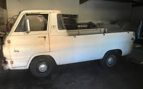 Stored Since 1988: 1964 Dodge A100 Hemmings Find Of The Day 1964 Dodge A100 Panel Van Daily Dw Truck For Sale Near Cadillac Michigan 49601 D100 Sweptline Pickup S108 Dallas 2015 Street Dreams Dodge 500 2 Ton Grain Truck Hemishadow Aseries Specs Photos Modification Info At Original Dreamsicle 64do3930c Desert Valley Auto Parts Classics Sale On Autotrader Old Trucks Pinterest Trucks And Mopar Custom Sport Special Youtube